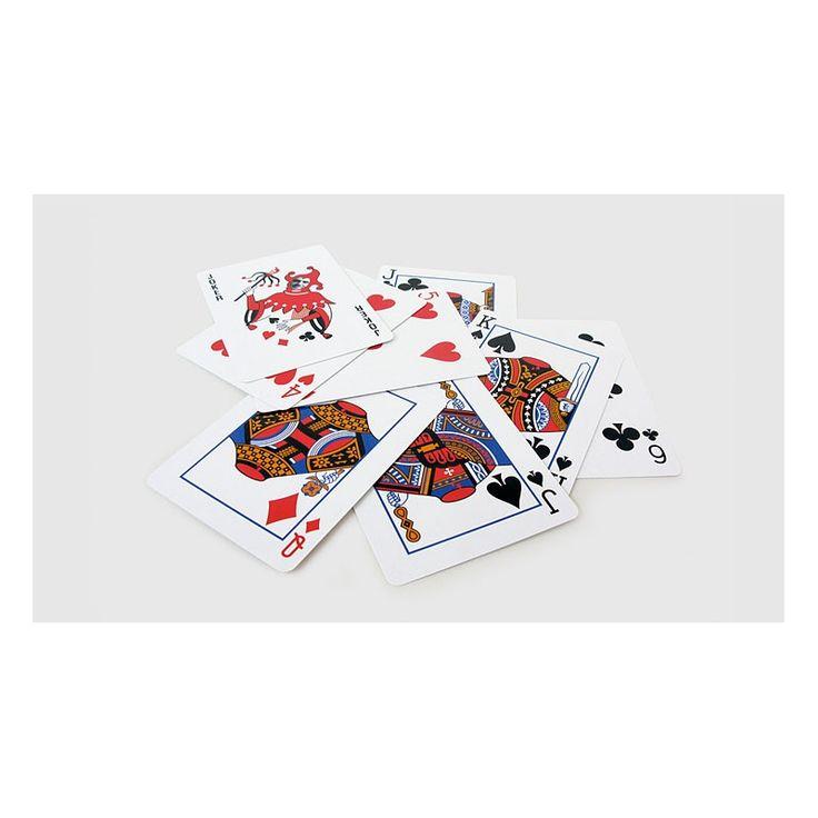 Mazzo di carte da gioco ispirato alla Rivoluzione Francese. Tutti i Re e le Regine sono stati decapitati. Nessun essere umano è stato maltrattato durante la produzione. Contiene 54 carte. Fabbricate in Francia (UE). Spedizione: 4,90€ per tutti i prodotti che vuoi!