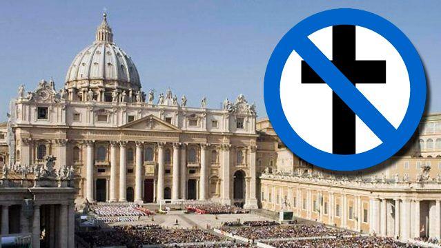 """La Iglesia Católica no tiene su origen en las """"supuestas"""" enseñanzas de Jesús"""