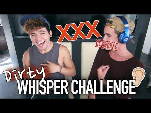 Dirty Whisper Challenge  |Whisper Challenge Ideas