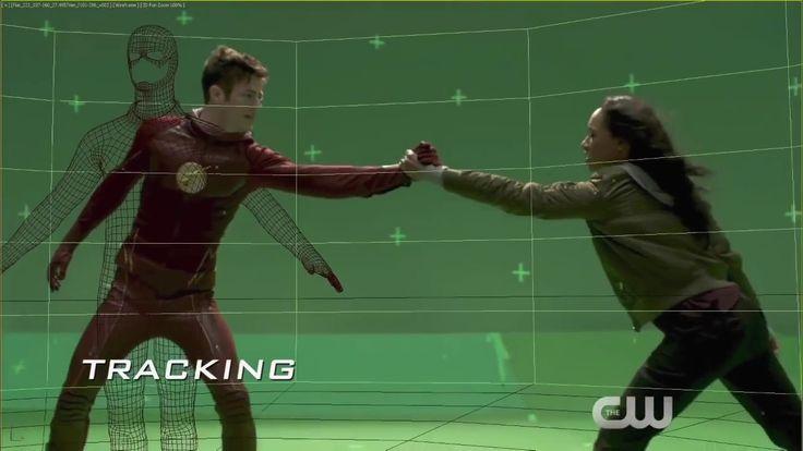 Vídeo: Confira como são feitos os efeitos especiais da série The Flash