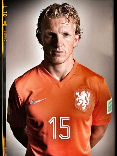 Dirk Kuyt. Used to wear number 7 shirt :(
