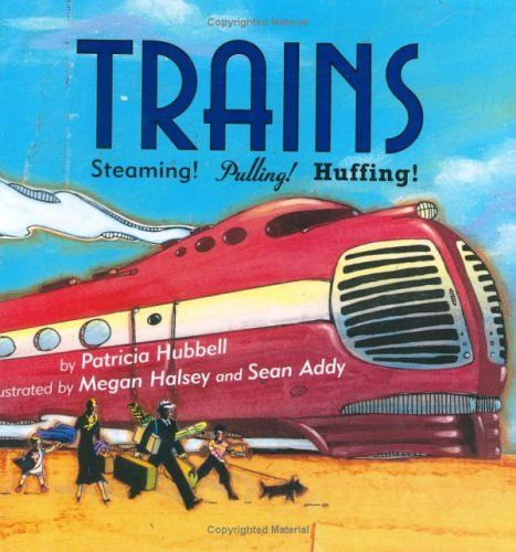 19 best train themed books for kids images on pinterest baby books amazon trains steaming pulling huffing ebook patricia hubbell fandeluxe Images