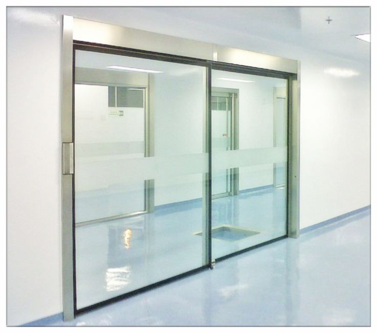 25 best ideas about automatic sliding doors on pinterest for Motorized sliding door blinds