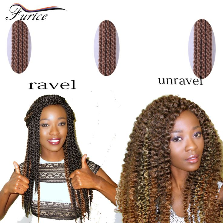 Aliexpress.com : Buy Synthetic Braiding Hair Ombre 3D Cubic Twist Crochet Braids  Afro Kinky Curly Hair Braids In Bundles Quality Hair Extyensions from Reliable hair braid styles suppliers on furice hair Store