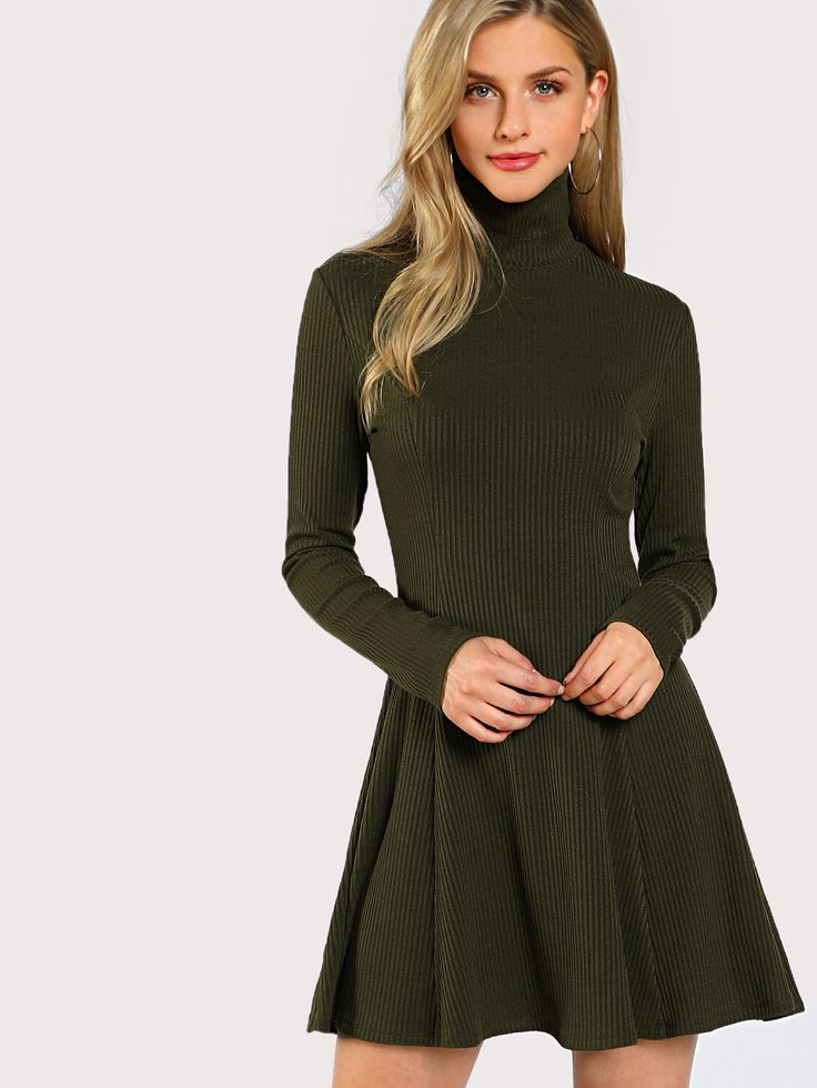 Shop Solid Long Sleeve Flowy Dress online. SheIn offers Solid Long Sleeve Flowy Dress & more to fit your fashionable needs.