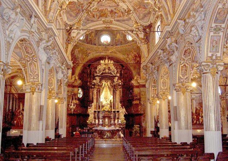 Chiesa sacro monte di Varese