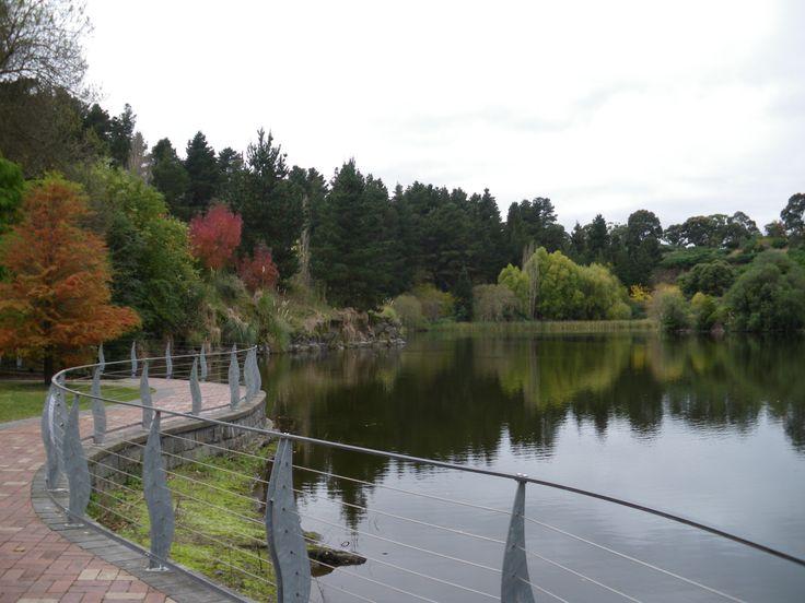Wilson botanic park, Berwick, Vic, Aust