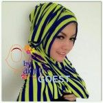 Jilbab Turban Modern Spears