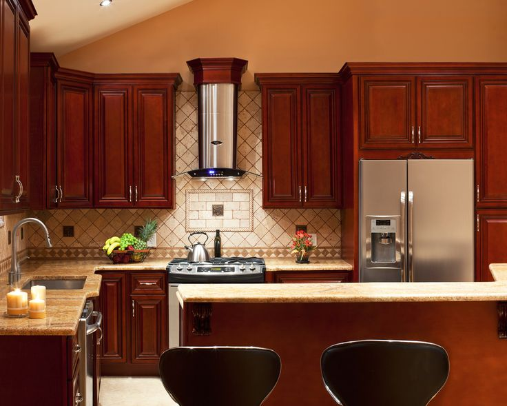 17 Best images about Kitchen Cabinets on Pinterest | Cherry ...