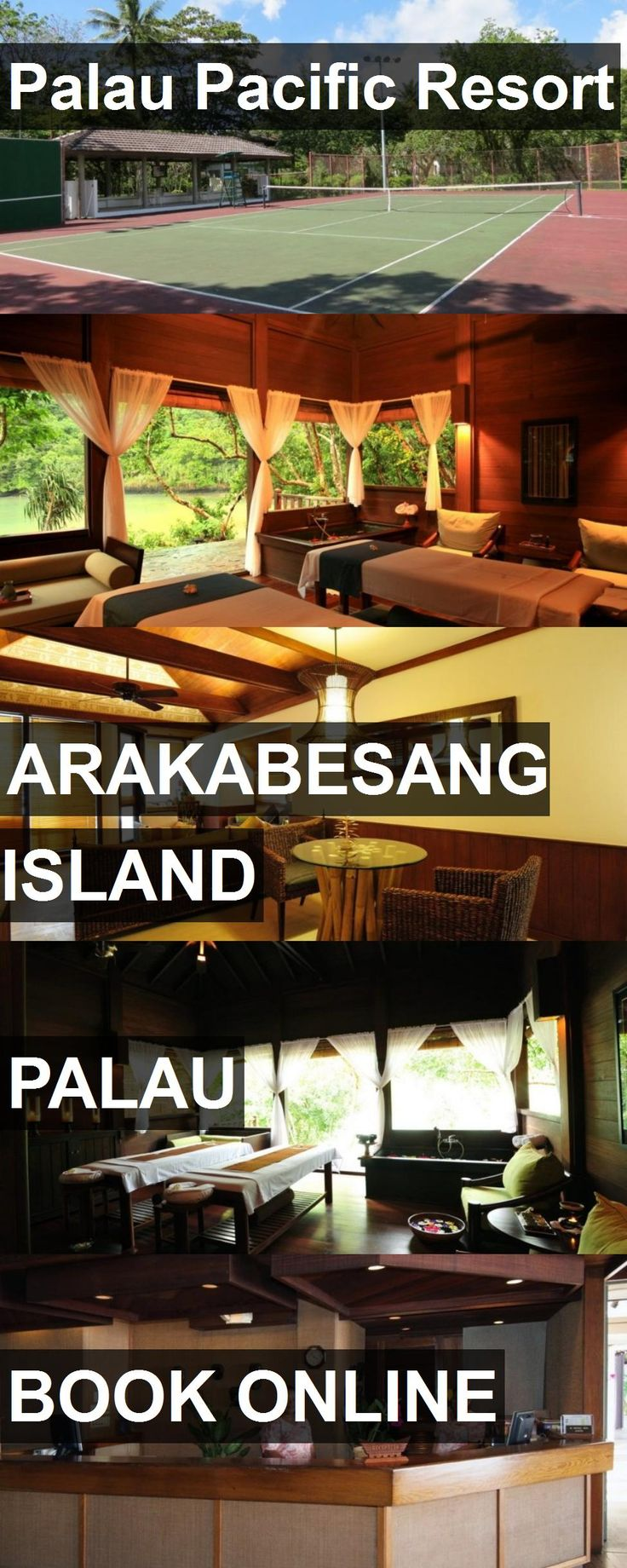 Hotel Palau Pacific Resort in Arakabesang Island, Palau. For more information, photos, reviews and best prices please follow the link. #Palau #ArakabesangIsland #travel #vacation #hotel