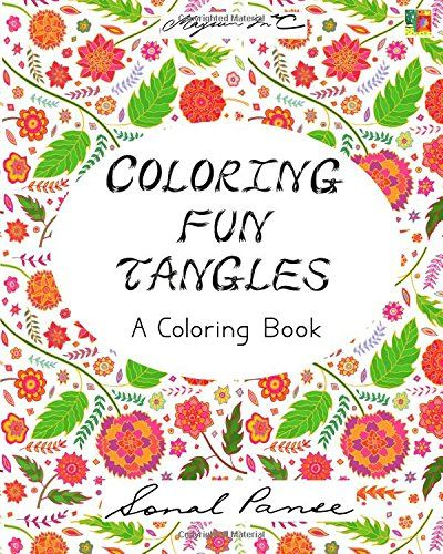 Coloring Fun Tangles: A Coloring Book (Volume 2) by Sonal... https://www.amazon.com/dp/153291993X/ref=cm_sw_r_pi_dp_x_h8gRxbWN29P09