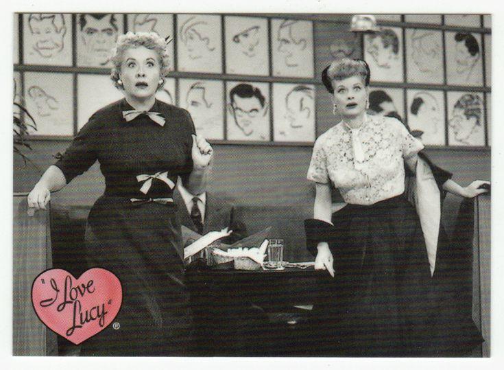I Love Lucy La At Last