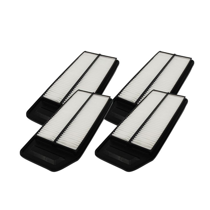 Crucial 4 Rigid Panel Air Filters Fit Acura and Honda Compare to Part # A25503 and CA9564