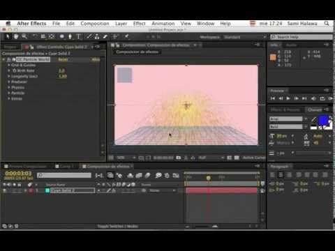 1/24 Mega Curso After Effects en 35 horas