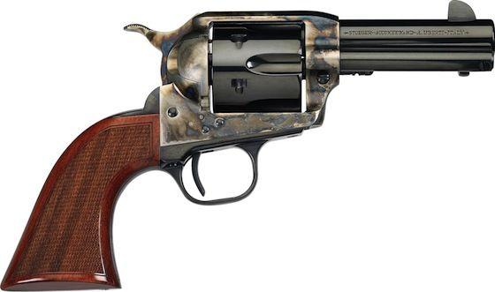 """Uberti's El Patron Cowboy Mounted Shooter """"sheriff""""-type revolver"""
