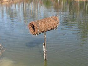 The Bear Trace at Harrison Bay Golf Course Maintenance: Building Mallard Duck Nesting Tubes