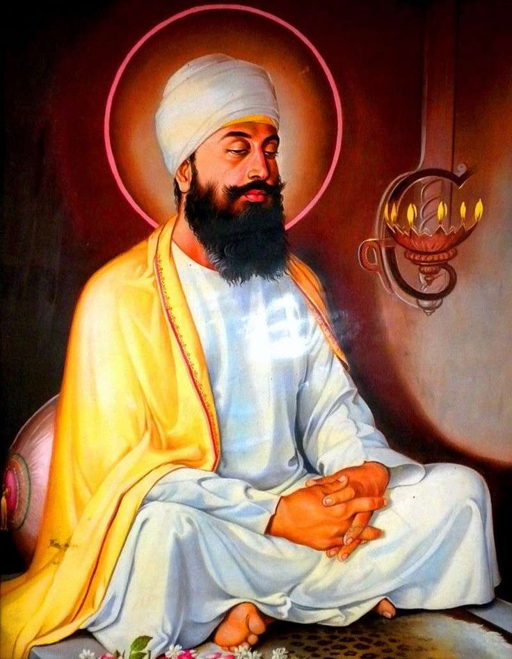#DidYouKnow Guru Tegh Bahadur's original name was Tyag Mal! Know more about him... #Sikhism | #Sikh | #Guru | #GuruTeghBahadur | #Punjab | #India