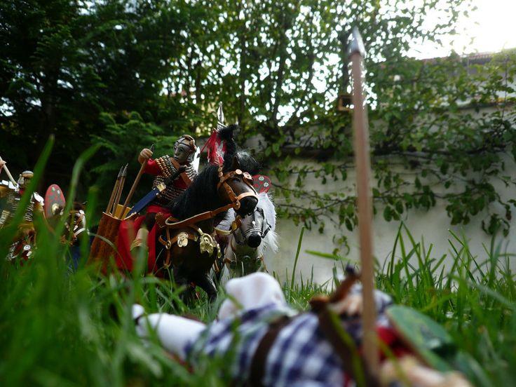 Cavalry charge by Jannis Kernert: JannisKernert.deviantart.com on @DeviantArt