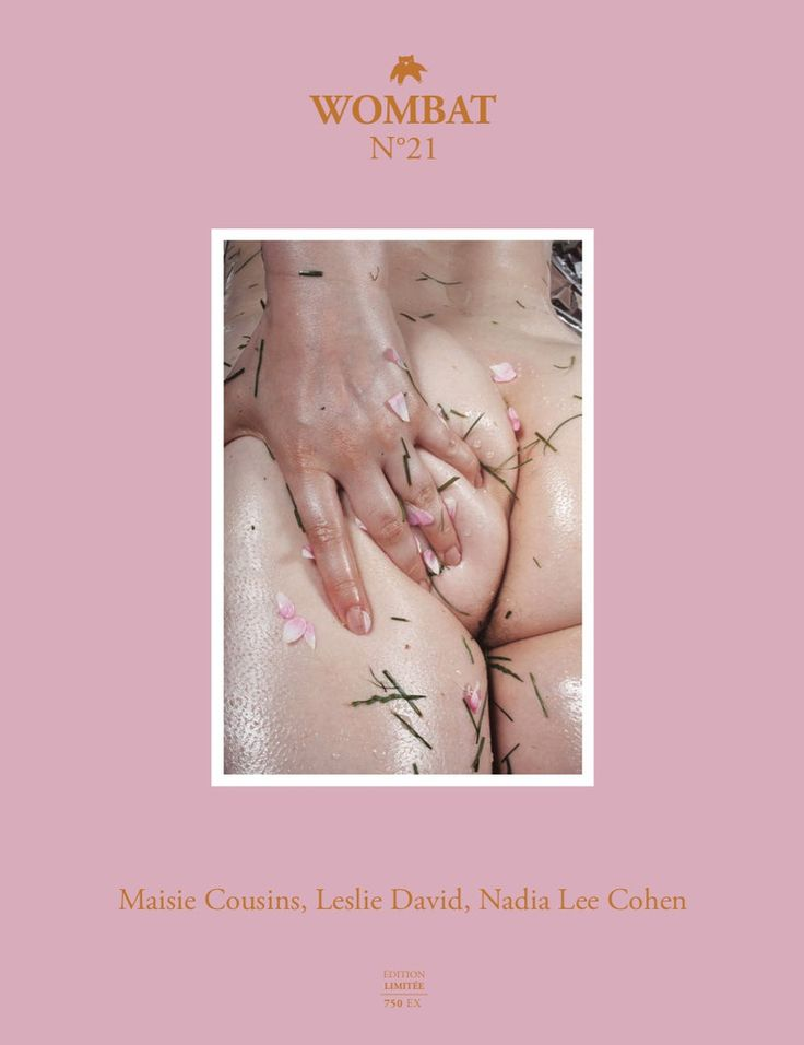 N°21 - Maisie Cousins, Leslie David, Nadia Lee Cohen | Fubiz For SPOOTNIK