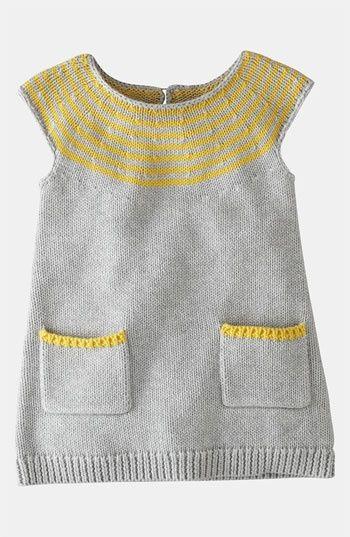Knitting - Mini Boden Knit Dress (Infant)   Nordstrom