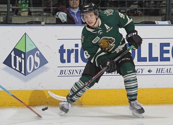 Toronto Maple Leafs select Mitch Marner with fourth overall selection in 2015 NHL Draft | Maple Leafs Hotstove