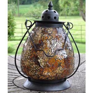 Adobe Zanzibar Ambar Garden Lantern