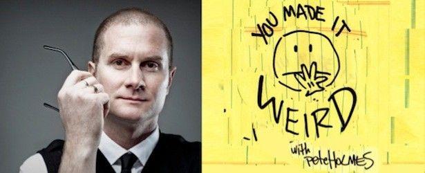 Podcast interview: You Made It Weird #152: Rob Bell « Nerdist