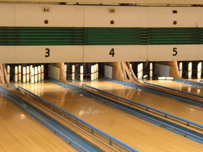 When You Have A Had A Little Too Much Sun You Can Always Head Indoors For A Little Bowling Bowling Center Orleans Bowling