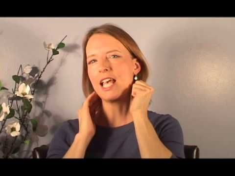Natural 5 Minute Face Lift - acupressure techniques to energize the face and neck.