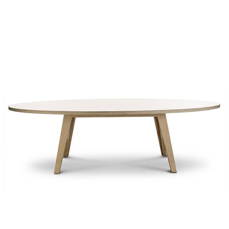 A-legs ovale tafel 250x110 | LOODS 5