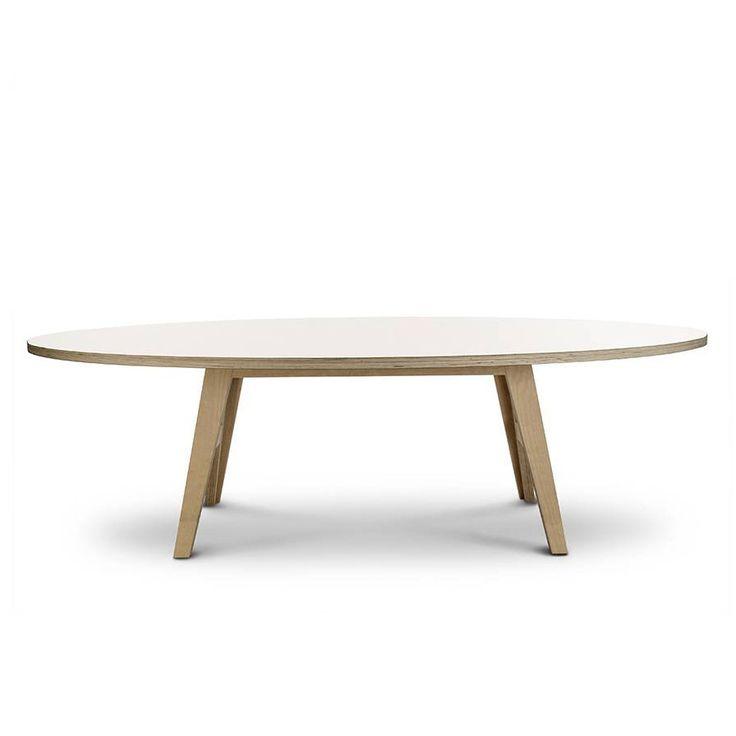 ... Ovale Eettafels op Pinterest - Stoelen Voor De Eettafel, Eettafels en