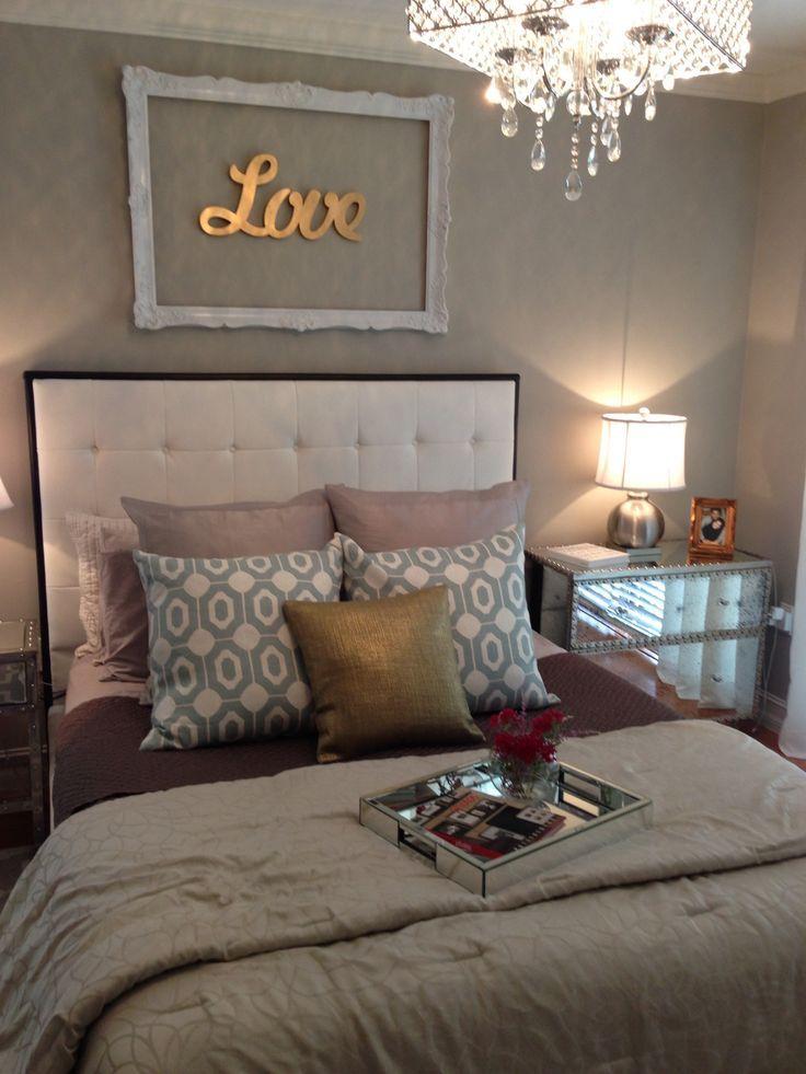 Bedroom Wall Decoration Ideas: Best 25+ Above Headboard Decor Ideas On Pinterest