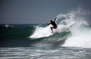 What the wave felt like...