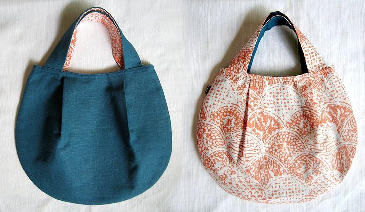 9-006 Teal/Peach Bulu Ayam (Chicken Feathers) Batik Handbag by sheilad on Etsy