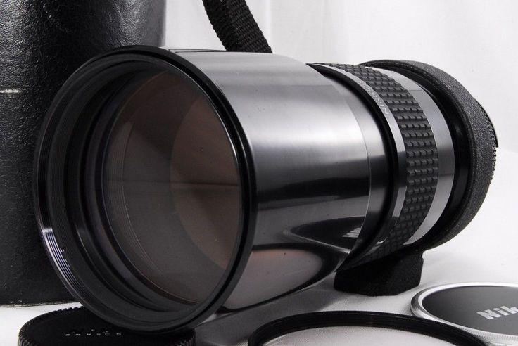 Exc++ Nikon Nikkor 300mm F/4.5 F 4.5 Lens *5299 au