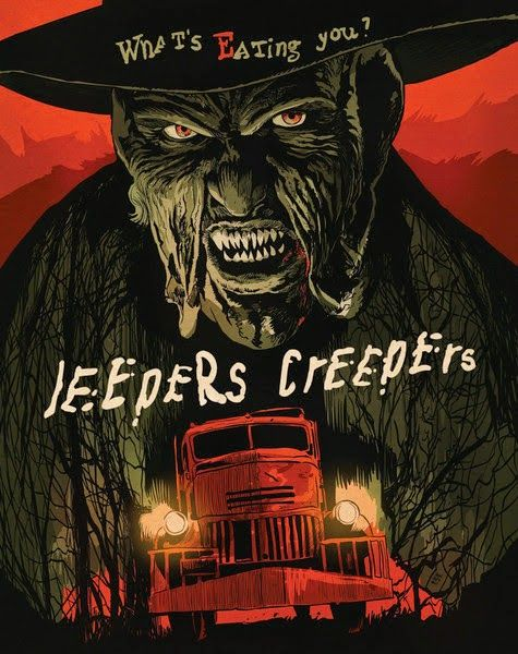 Jeepers Creepers by Francesco Francavilla