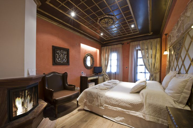 AROMA DRYOS Charming Hotel | #Epirus #Ioannina #Metsovo #Greece #Guestinn