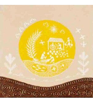Pottery Warli Painting