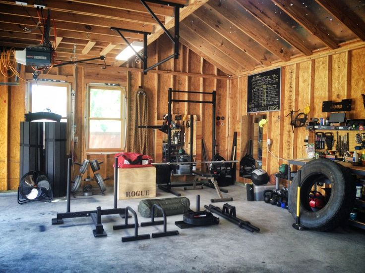 Home gym rogue fitness crossfit obsessed i want this too