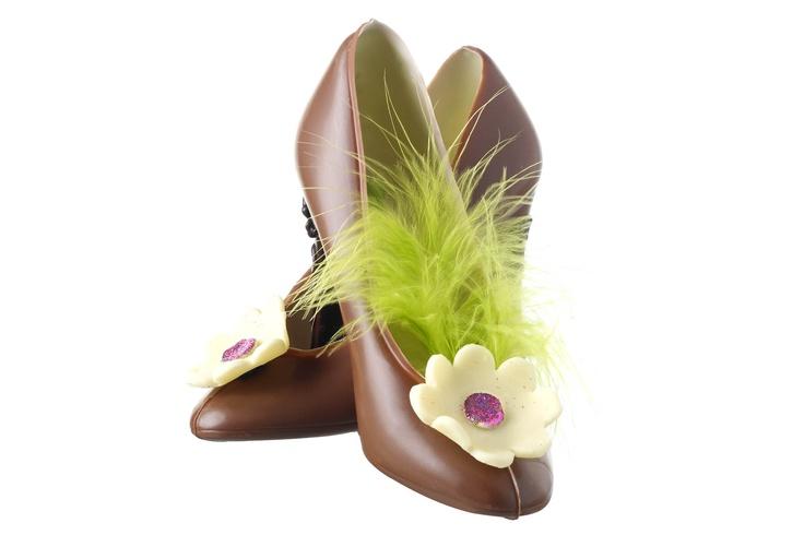 Chocolate High-Heel!