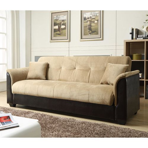 Found it at Wayfair - Futon Sofa