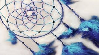 atrapasueños a crochet en español - YouTube