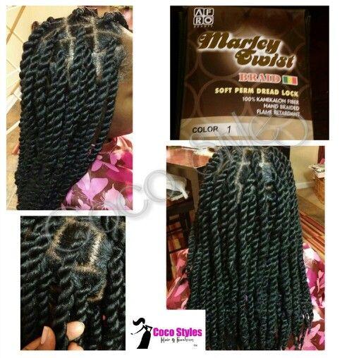Marley Twists (medium)