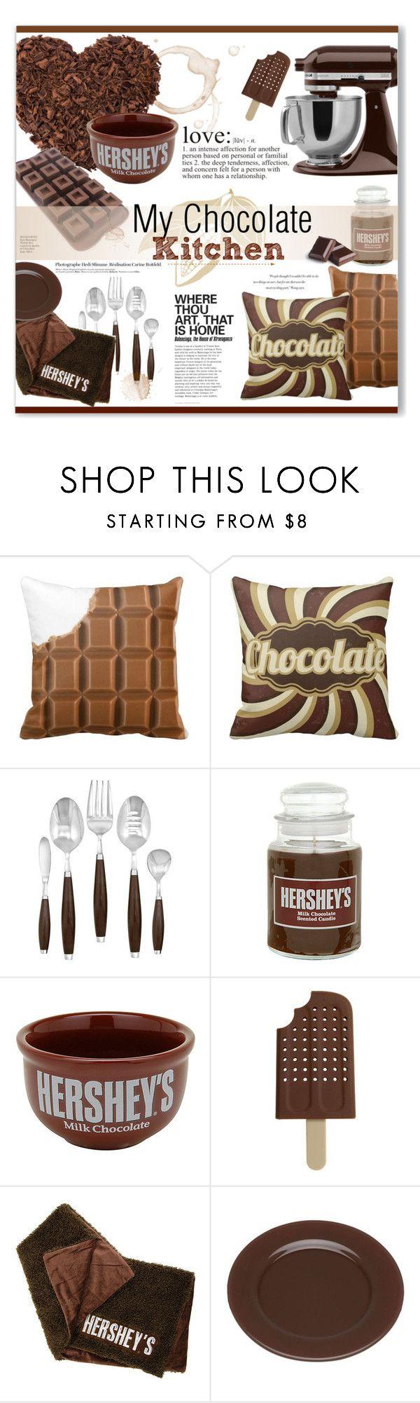 19 best Chocolate decor images on Pinterest   Hershey chocolate ...