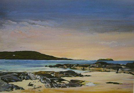 'Derrynane Beach, Cahirdaniel' Ring of Kerry Limited Edition