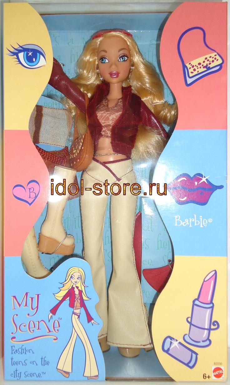 Mattel, My Scene - Barbie. Кукла Барби. Серия: Моя сцена