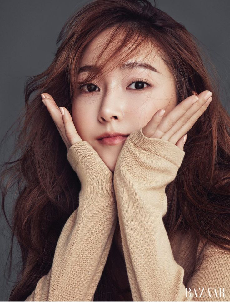 Jessica #제시카 Jung SooYeon #정수연 for Harper's Bazaar magazine