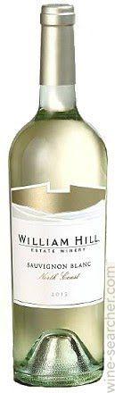 William Hill Estate Winery Coastal Sauvignon Blanc