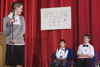 How to Run a Spelling Bee