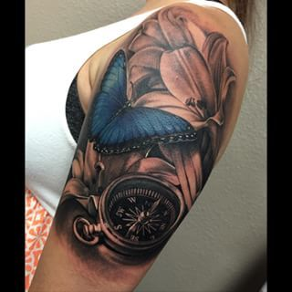 I Love My New Tattoo Kevin Furness From Seven Tattoo In Las Vegas